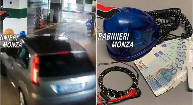 Monza, si finge poliziotto e va al centro commerciale: trovati a casa soldi falsi e un Pos. Ipotesi truffa