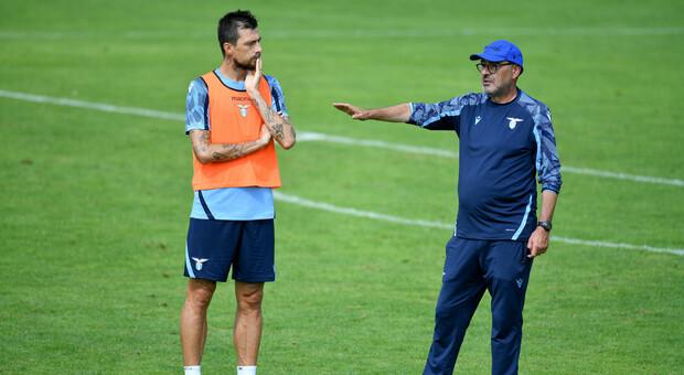 Lazio, scatta l allarme: a due settimane dal via squadra indietro e mercato fermo