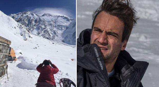 daniele nardi  Daniele Nardi, ricerche ferme: «Mancano i soldi, l'elicottero non ...