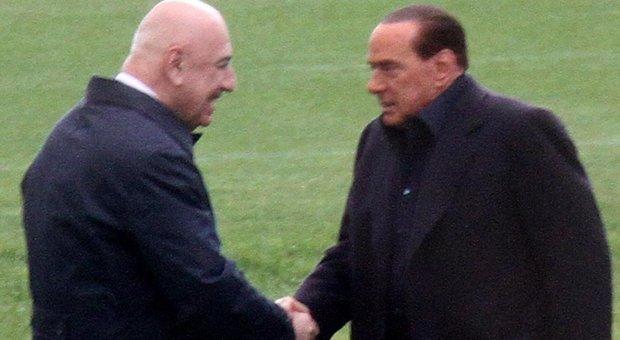 Calcio, Berlusconi e Galliani pronti ad acquistare il Monza