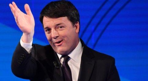 """Renzi riparte, e registra lo slogan-brand """"In Cammino"""""""