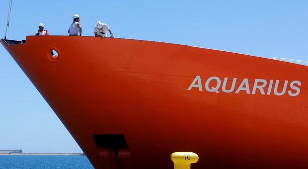 Migranti Msf Pressioni dell'Italia su Panama per revoca Aquarius