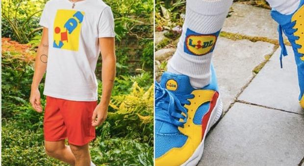 Lidl, la linea d'abbigliamento va a ruba sul web: scarpe rivendute a 700 euro