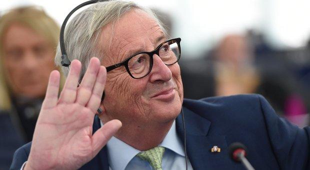 Mea culpa di Juncker sull'austerity. Di Maio: lacrime di coccodrillo