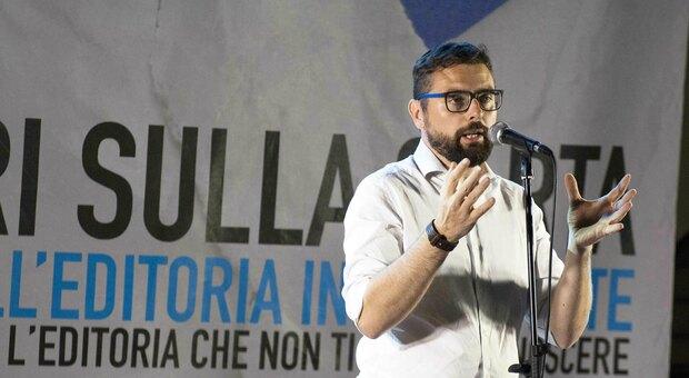 Rieti, Moscato ritira la candidatura, sul tavolo non ci sono altri nomi, trattative con Italia Viva e M5S