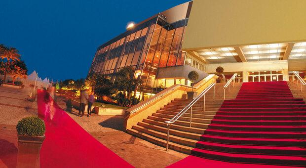 Il Palais des Festivals a Cannes