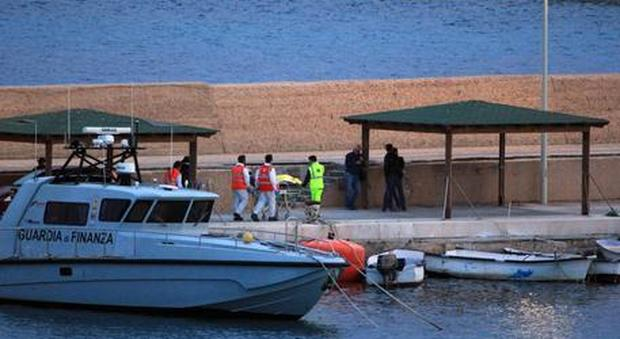 Migranti, nuovo sbarco a Lampedusa: arrivati in 57