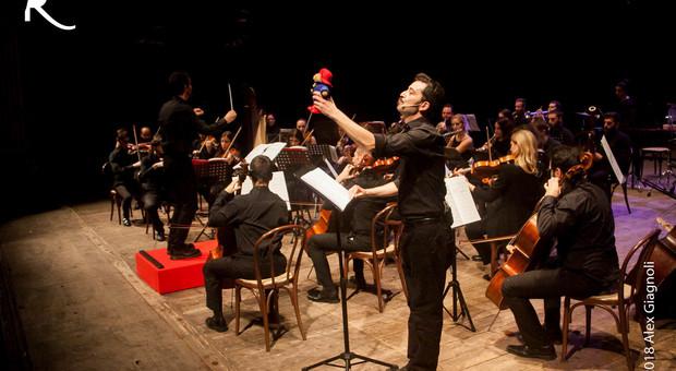 Un momento del concerto (Foto Alex Giagnoli)