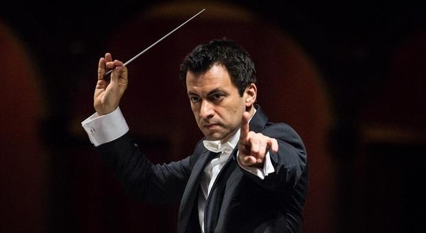 Il maestro argentino Alejo Pérez, 47 anni
