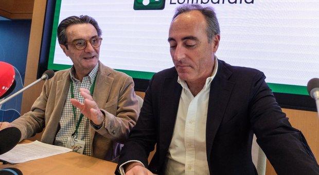 Coronavirus, Lombardia: misure governo insufficienti, non c'è nulla per aziende e lavoratori fuori zona rossa