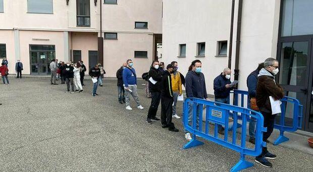 Vaccini a Viterbo