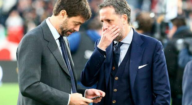 Agnelli: «Superlega non è colpo di stato ma grido di allarme». Paratici saluta la Juve commosso