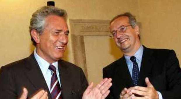 Francesco Rutelli e Walter Veltroni