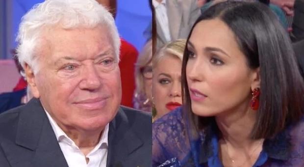 Nicola Pietrangeli, la gaffe che gela Caterina Balivo: «Mi chiamavano pedofilo....». E lei reagisce così - Il Messaggero