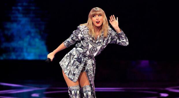 La cantante Taylor Swift,