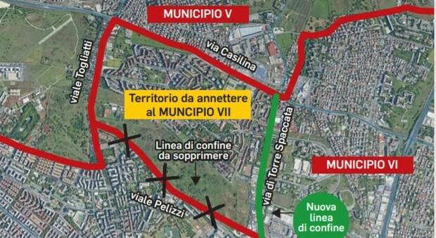 Roma, sì alla secessione : Torre Spaccata vince e cambia Municipio, il quartiere si unisce a Don Bosco