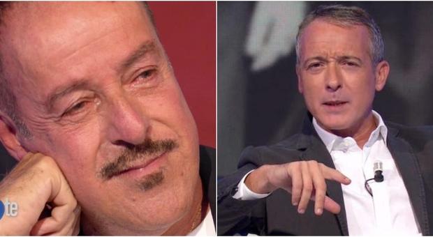 Io e Te, Massimo Lopez difende Diaco: «Gli altri sono costruiti, tu mi ascolti»