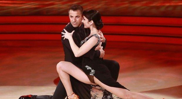 Ballando con le Stelle, la settima puntata: ospite Alessandro Del Piero