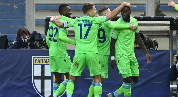 Parma-Lazio, le pagelle: magie di Luis, Lazzari è una freccia
