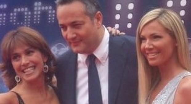 Barbara d'Urso, Claudio Brachino e Federica Panicucci