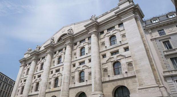 Borsa: Europa chiude negativa, Piazza Affari perde l'1,7%
