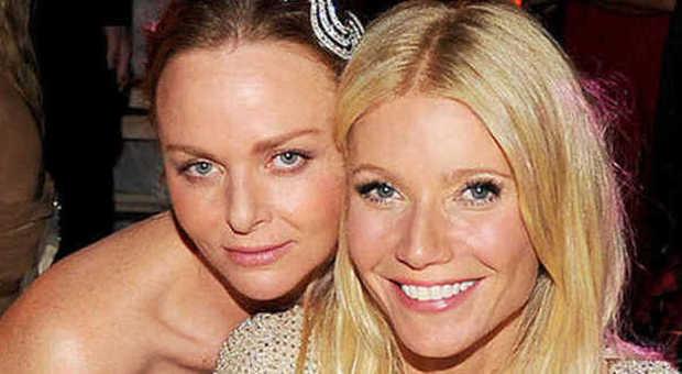 Stella McCartney e Gwyneth Paltrow (popsugar.com)