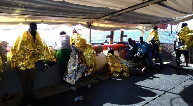 Migranti, Sea Watch: