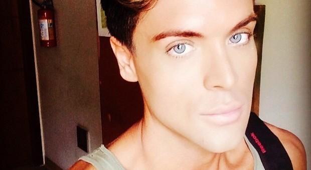Scontro tra Ken a Domenica Live, Mauricio Galdi: «Quello vero sono io»