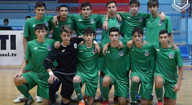 Rieti, mister Ferri orgoglioso della sua U17 del Real: «Devoringraziarli, hanno fatto rinascerein me l'amore per il futsal» - Il Messaggero
