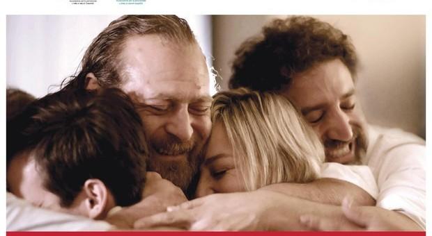 """Un'immagine della webfiction """"In famiglia all'improvviso"""""""