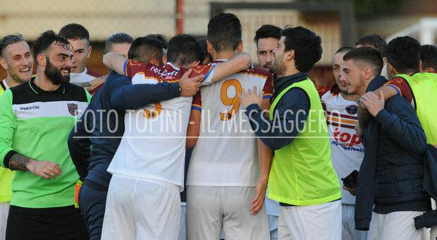 Lupa Frascati, la stagione chiusa al secondo posto del girone B