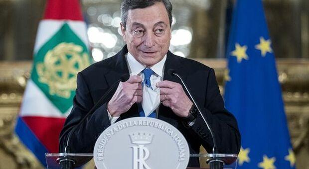 Draghi, oggi al Senato per la fiducia. Da Recovery a riforme, le priorità