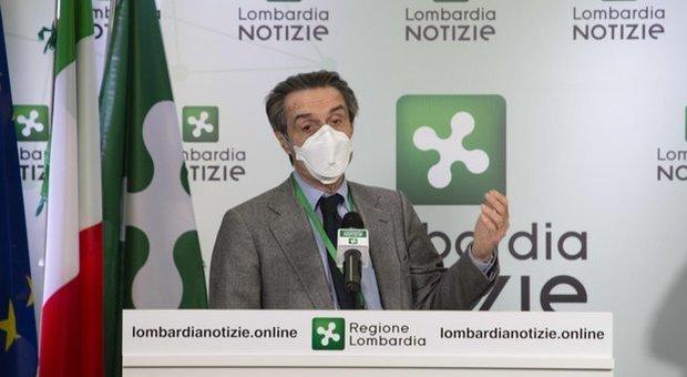 Coronavirus, in Lombardia mascherina obbligatoria per chi esce. Consiglio di Sanità: «Mai data questa indicazione»