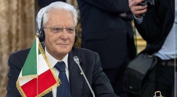 Mattarella a Boris Johnson: «Noi italiani amiamo la libertà ma anche la serietà»