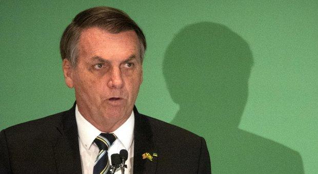 Jair Bolsonaro, il presidente del Brasile