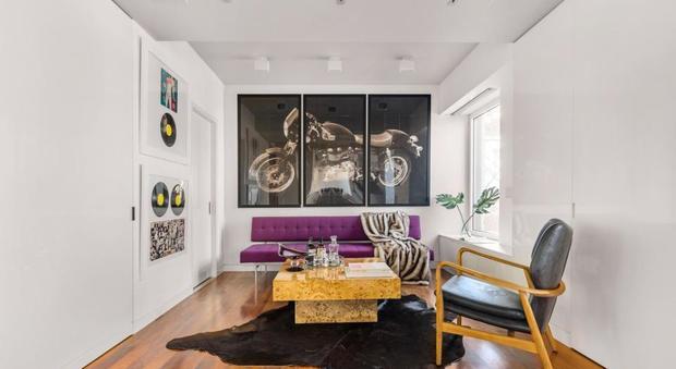 immagine Keith Richards, l'attico newyorchese è in vendita