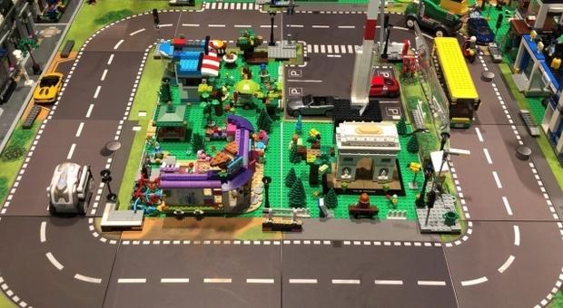 Un'immagine di Proxima Smart City di Oracle