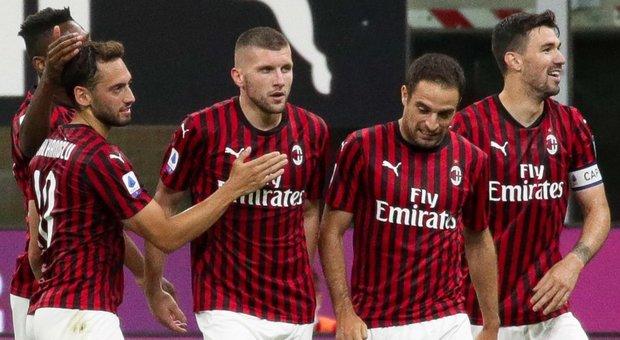 Impresa del Milan: rimonta 2 gol alla Juve in cinque minuti e cala il poker