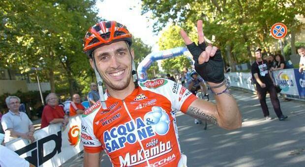 Pescara, morto l'ex ciclista professionista Fabio Taborre. Aveva 36 anni