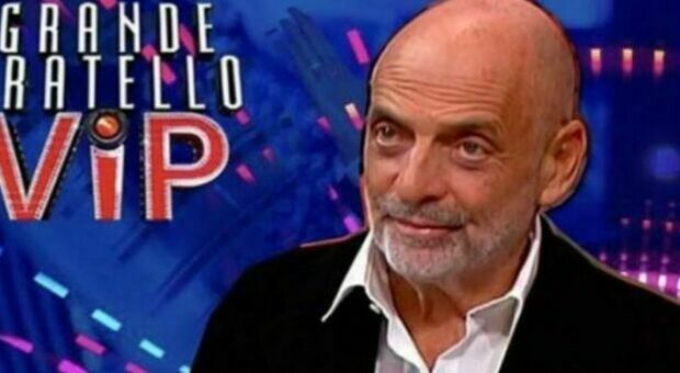 Grande Fratello Vip, Paolo Brosio: «Ho rischiato di entrare nella casa positivo al Covid»