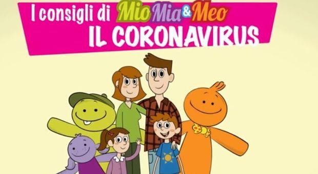 Il fumetto della Federazione italiana medici pediatri