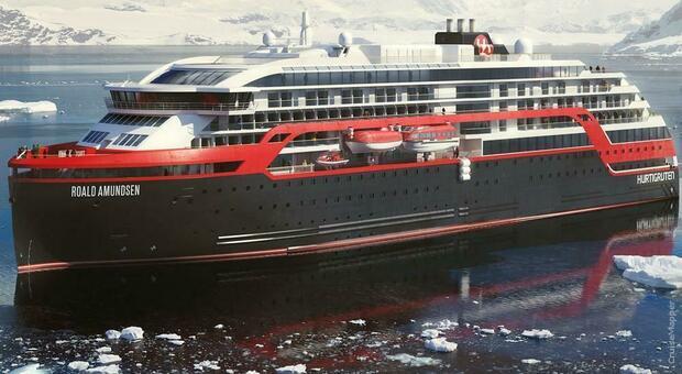 Coronavirus, focolaio su nave da crociera in Norvegia: 40 positivi, ma 178 sono già sbarcati