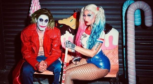 Halloween, dalle Kardashian a Justin Timberlake ecco tutti i costumi delle star