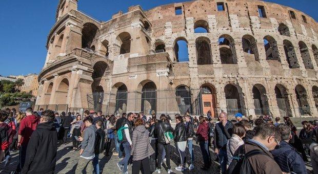 Turismo, Roma al top tra le città d'arte: 21 milioni di visitatori, +66% in sette anni