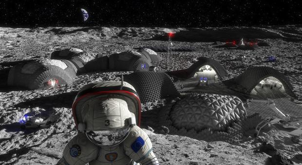 Italia sulla Luna e su Marte: dai moduli abitabili ai rover, Leonardo e Thales Alenia leader nell'esplorazione spaziale