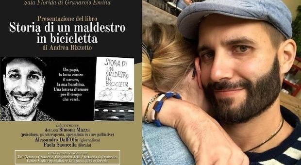 Andrea Bizzotto è morto:Storia di un dolce papà