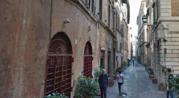 Roma primo sgombero dei furbetti della casa a via dei for Planimetrie della casa della nonna