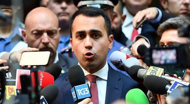 Fca-Renault, Di Maio: fusione fallita per intervento dello Stato francese, Parigi non fa bella figura