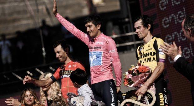 Giro d'Italia, le pagelle: delusione Yates, Conti è già grande