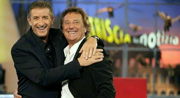 Striscia la Notizia, Ezio Greggio e Enzo Iachetti fanno il pieno di ascolti: è la trasmissione più vista d'Italia